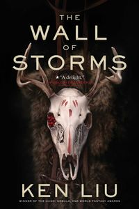 Cover art for The Wall of Storms